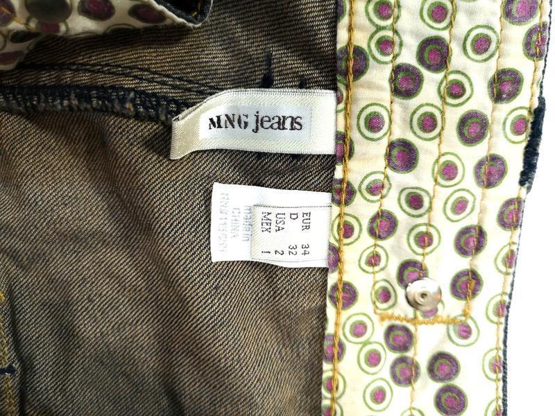 Шорты стильные mng, джинсовые - Фото 10