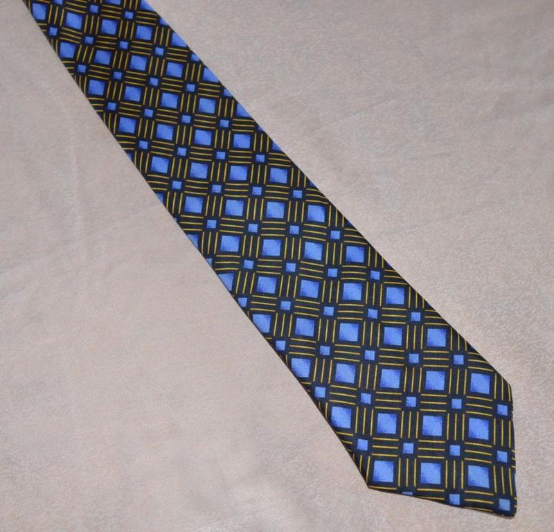Брендовый галстук items англия шелк - Фото 2