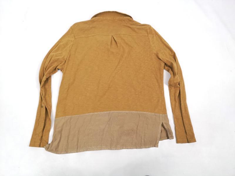 Блузка стильная white stuff, коричневая - Фото 3