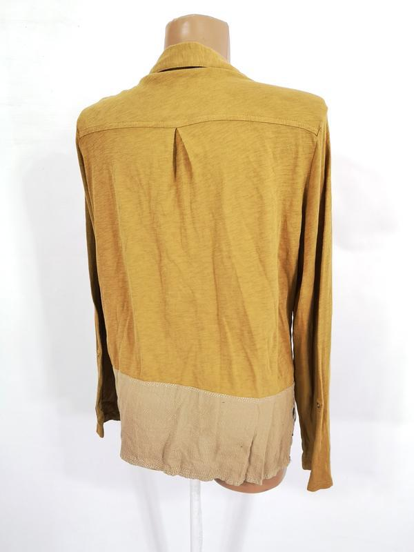 Блузка стильная white stuff, коричневая - Фото 5