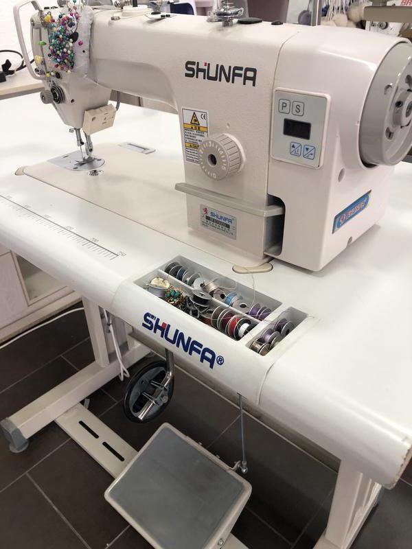 Промышленная швейная машина Shunfa SF8700DD - Фото 3