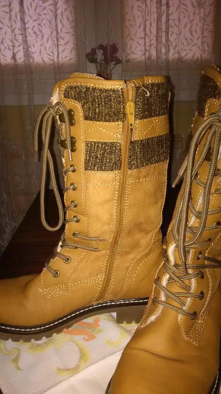 Женские зимние ботинки. - Фото 3