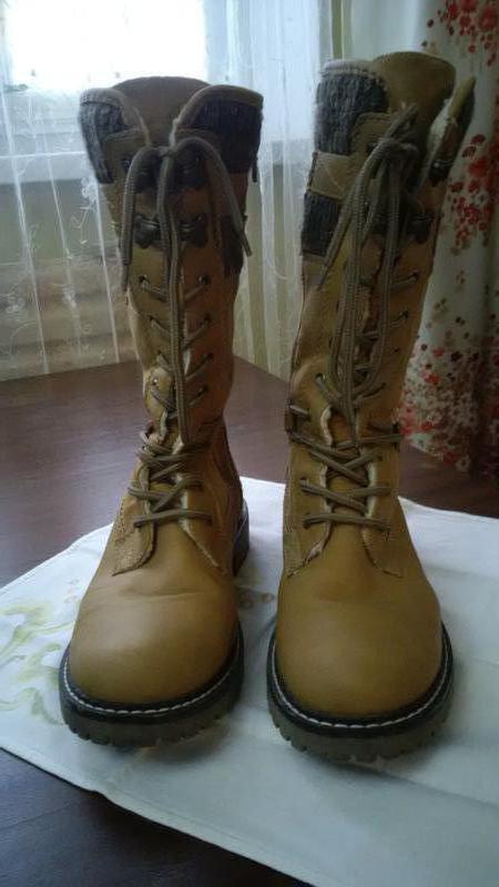 Женские зимние ботинки. - Фото 4
