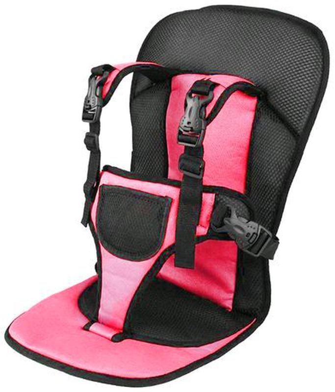 Безкаркасное кресло ChildSeats в авто - Фото 2