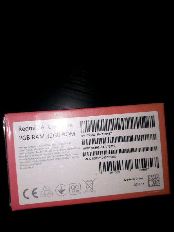 Xiaomi redmi 7A - Фото 6