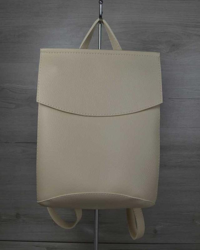Рюкзак трансформер, молодежный городской рюкзак сумка, классич... - Фото 4