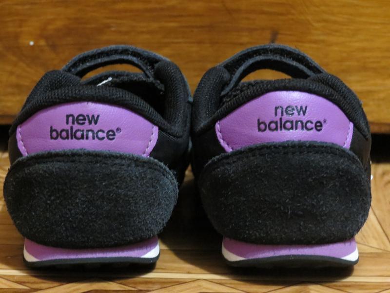 Детские кроссовки new balance 410 (оригинал)р.26 - Фото 7