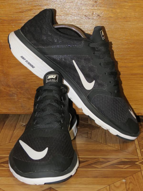 Беговые кроссовки nike fs lite run 3{оригинал}р.42 - Фото 2