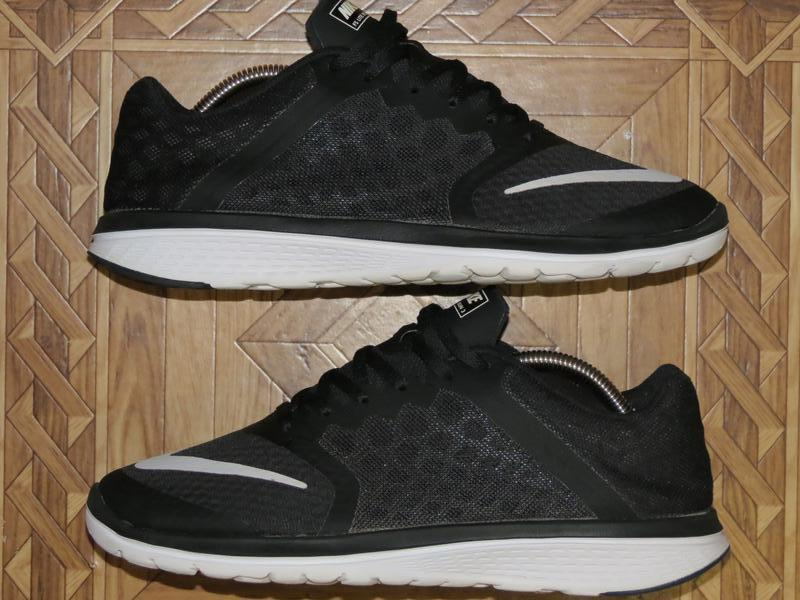 Беговые кроссовки nike fs lite run 3{оригинал}р.42 - Фото 4