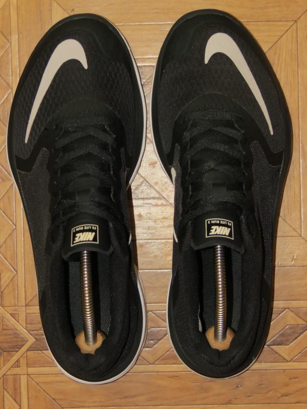 Беговые кроссовки nike fs lite run 3{оригинал}р.42 - Фото 5