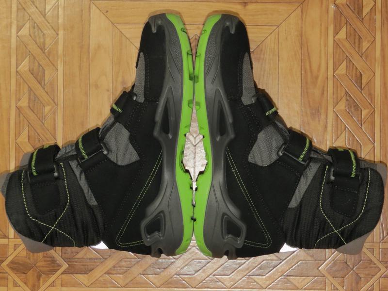 Зимние ботинки сапоги lowa milo gore-tex{оригинал}р.34-35 - Фото 4
