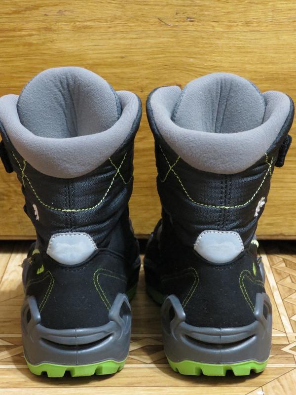 Зимние ботинки сапоги lowa milo gore-tex{оригинал}р.34-35 - Фото 6