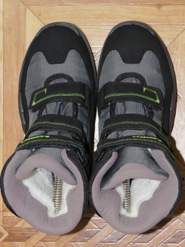 Зимние ботинки сапоги lowa milo gore-tex{оригинал}р.34-35 - Фото 7