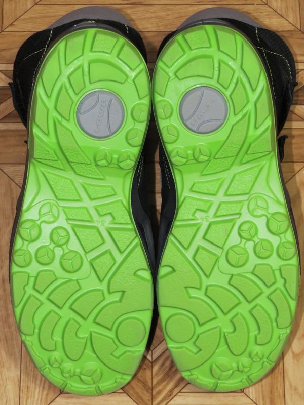 Зимние ботинки сапоги lowa milo gore-tex{оригинал}р.34-35 - Фото 8