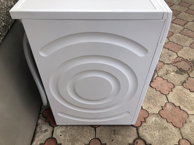 Стиральная машина с сушкой BOSCH WNAD60 на 8 кг(инвертор,пралка) - Фото 9