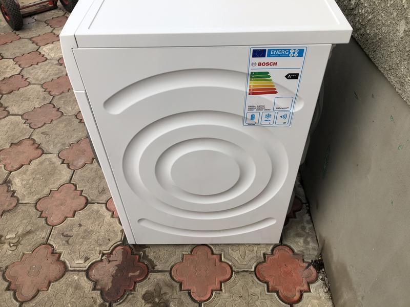 Стиральная машина с сушкой BOSCH WNAD60 на 8 кг(инвертор,пралка) - Фото 8