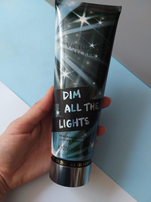 Victorias secret лосьон для тела dim all the lights виктория с... - Фото 2