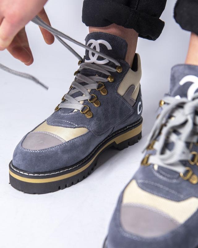 Lux качество! трендовые женские ботинки туфли chanel - Фото 2