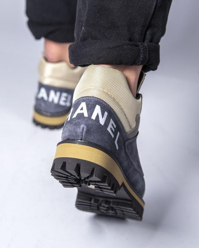 Lux качество! трендовые женские ботинки туфли chanel - Фото 5