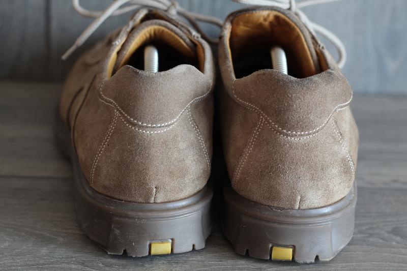 Мокасины-туфли gallus  натуральная кожа - Фото 3