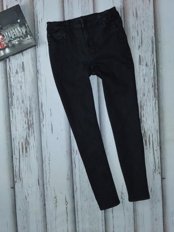 12 лет джинсы скинни river island - Фото 2