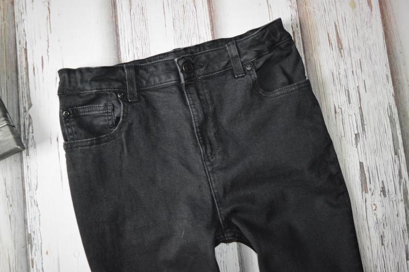 12 лет джинсы скинни river island - Фото 3