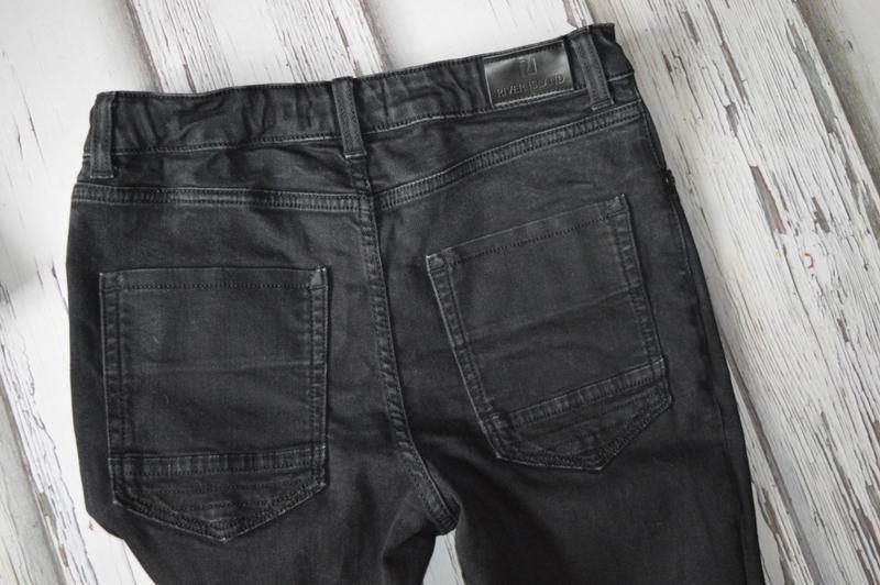 12 лет джинсы скинни river island - Фото 8