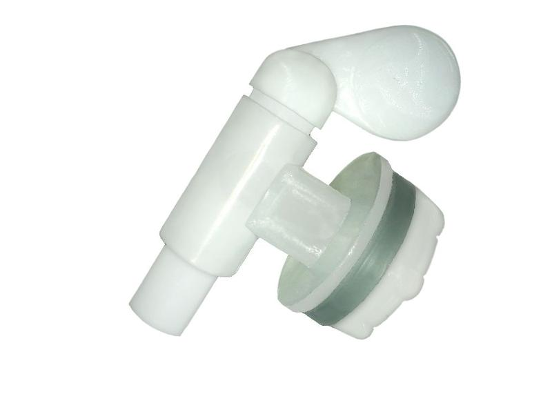 Пластиковый кран для бочки