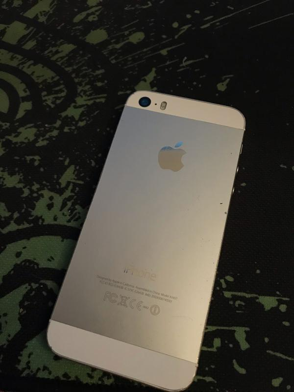 Срочно! iPhone 5s 16gb Neverlock - Фото 7