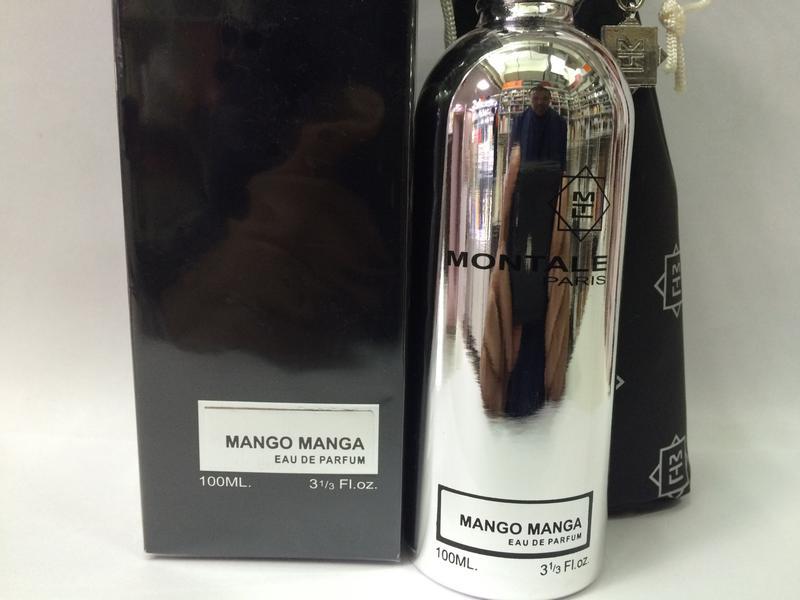 Montale Mango Manga_Оригинал Eau de Parfum 10 мл Распив - Фото 5