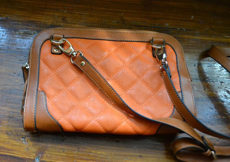 Классная , стильная сумочка, клатч в трендовом цвете. - Фото 4
