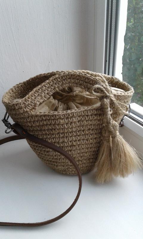 Плетеная сумка, сумочка  - хит лета
