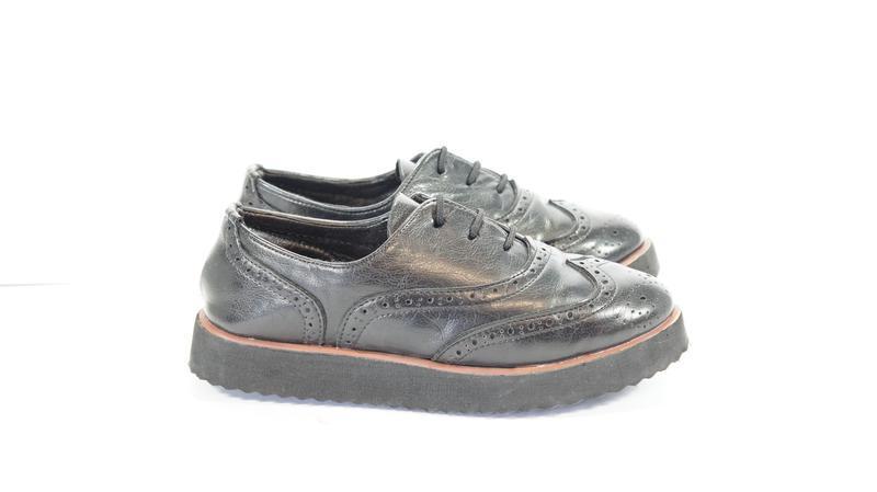 Кожаные туфли. - Фото 3