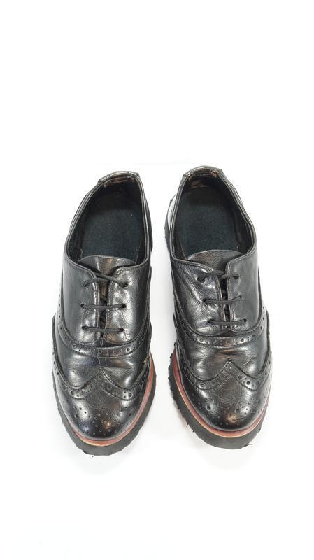 Кожаные туфли. - Фото 4
