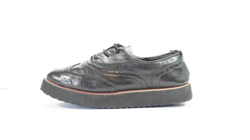 Кожаные туфли. - Фото 5