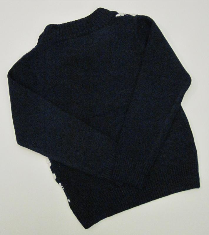 Детский свитер на девочку Yayikiss (90 см - 130 см) - Фото 2