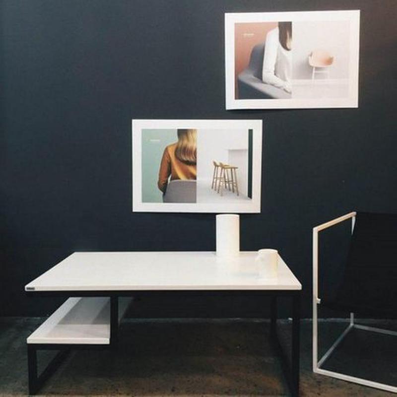 Кофейный журнальный столик от производителя - Фото 4