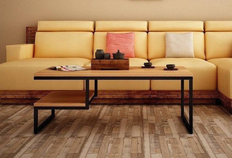 Кофейный журнальный столик от производителя - Фото 5