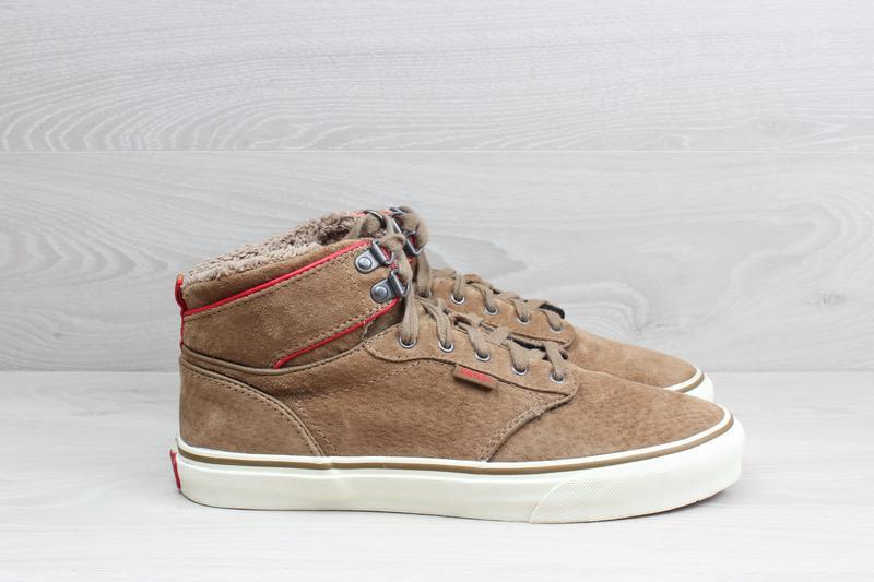 Теплые кеды / ботинки vans оригинал, размер 39 (all weather te...