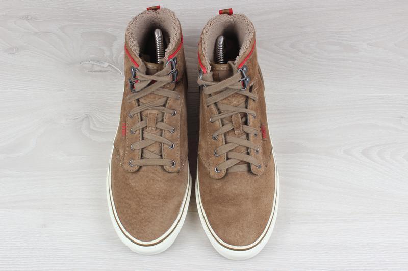 Теплые кеды / ботинки vans оригинал, размер 39 (all weather te... - Фото 2