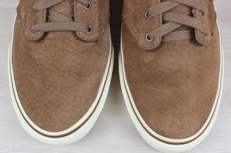 Теплые кеды / ботинки vans оригинал, размер 39 (all weather te... - Фото 3