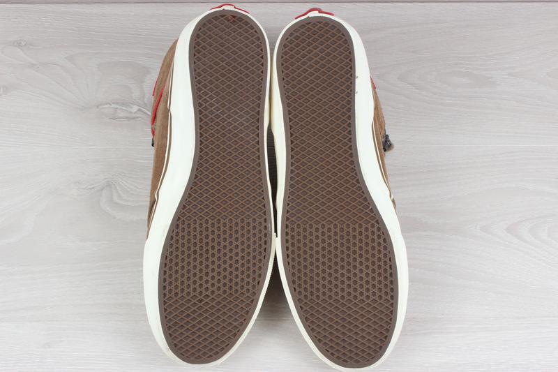 Теплые кеды / ботинки vans оригинал, размер 39 (all weather te... - Фото 5