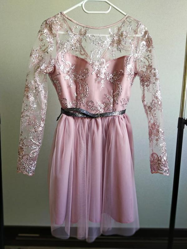 Новое выпускное платье - Фото 6