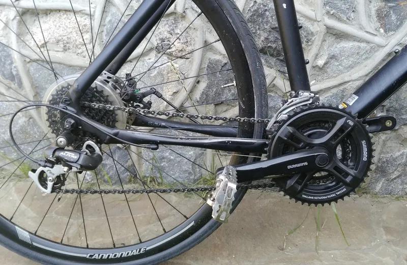 """Велосипед Cannondale Bad Boy 4 колеса 28"""" (гибрид) вилка Fatty - Фото 3"""
