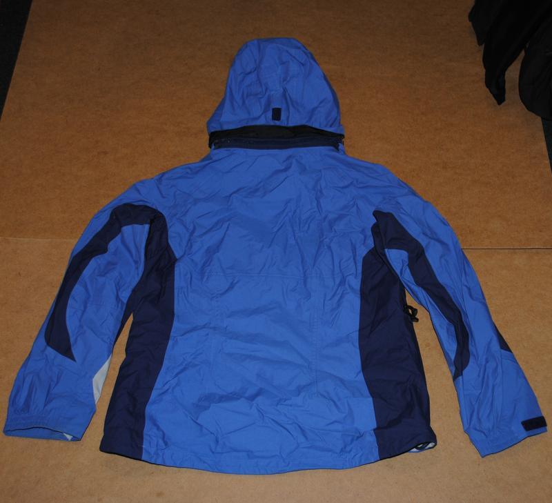 Columbia omni tech titanium jacket женская горнолыжная куртка ... - Фото 5