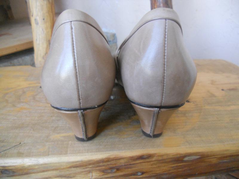 Комфортные туфли кларкс на широкую стопу - Фото 4