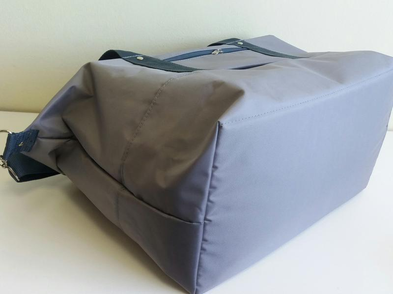 Дорожная спортивная сумка 40×25×20 ручная кладь легкая вместит... - Фото 4