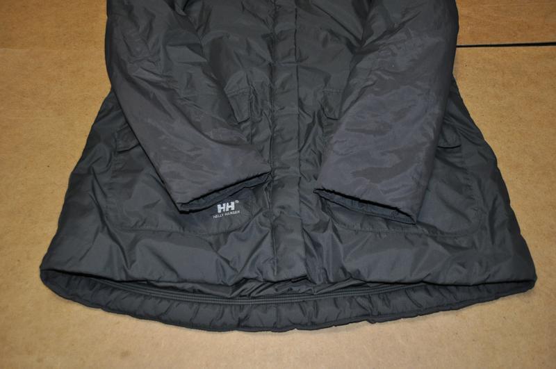 Helly hansen парка куртка женская зима - Фото 3