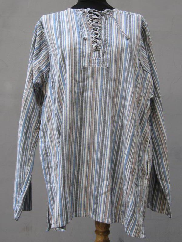 Оригинальный блузон от leonardo carbone, cotton, размер l