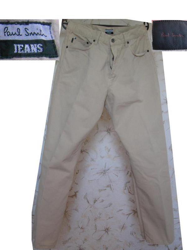 Приятные и элегантные мужские джинсы paul smish jeans w32r spo...